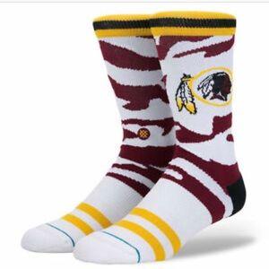 Stance Washington Redskins Tiger Stripes Socks
